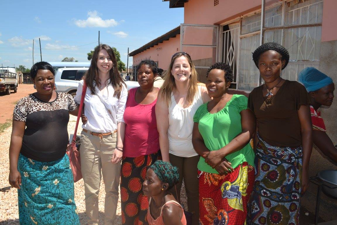 The Law Society of Ireland's Trip to Zambia