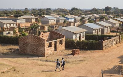 Tenure Security in Zambia: When Promoting the Right to Shelter Takes Bricks and Policy