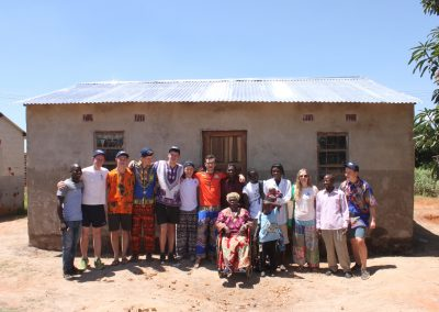 Gonzaga In Zambia_Habitat for Humanity Ireland