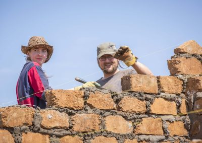 Volunteer in Zambia_Habitat for Humanity