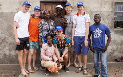 Gonzaga College Build in Zambia