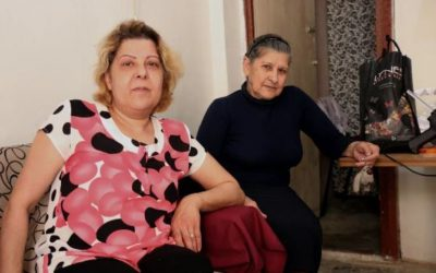 Improved living conditions in Lebanon