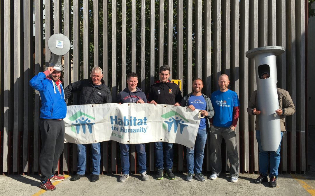 Workday partner with Habitat for Humanity